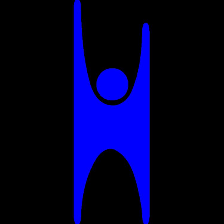 Symbol,Electric Blue,Logo