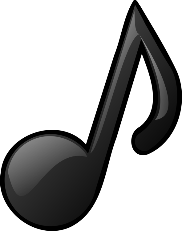 Black And White,Musical Note,Music