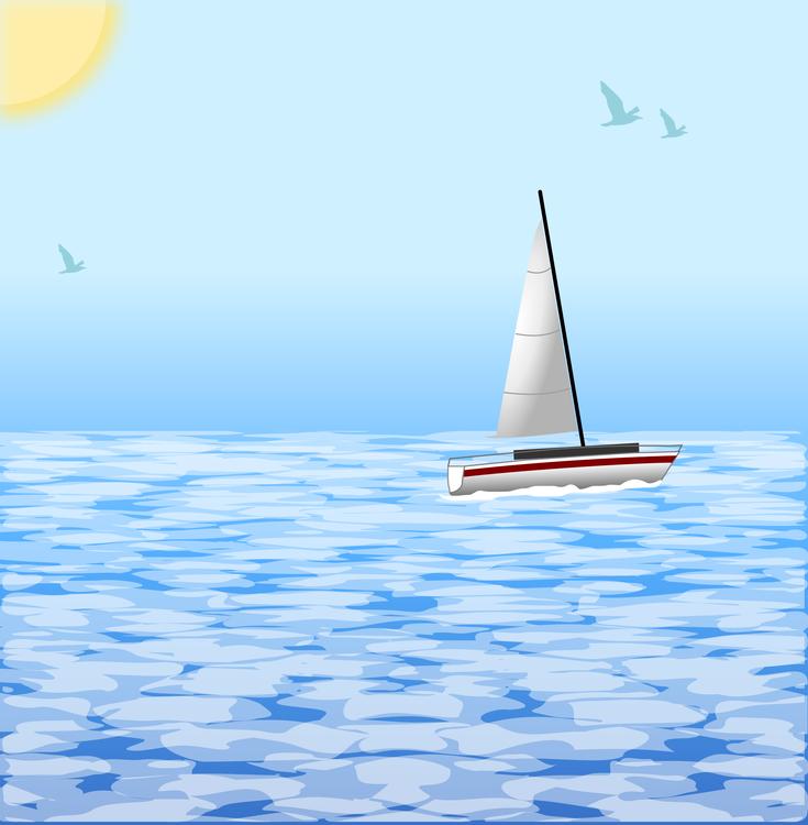 Watercraft,Horizon,Sailing