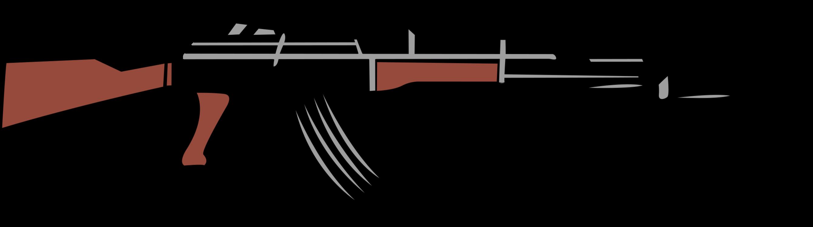 Gun Accessory,Machine Gun,Angle