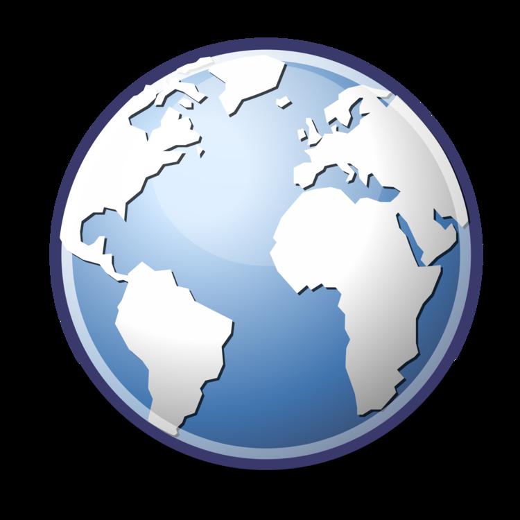 Web browser Computer Icons Internet Hyperlink Download CC0 - Globe