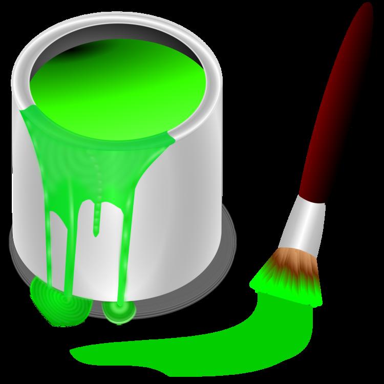 Material,Green,Brush