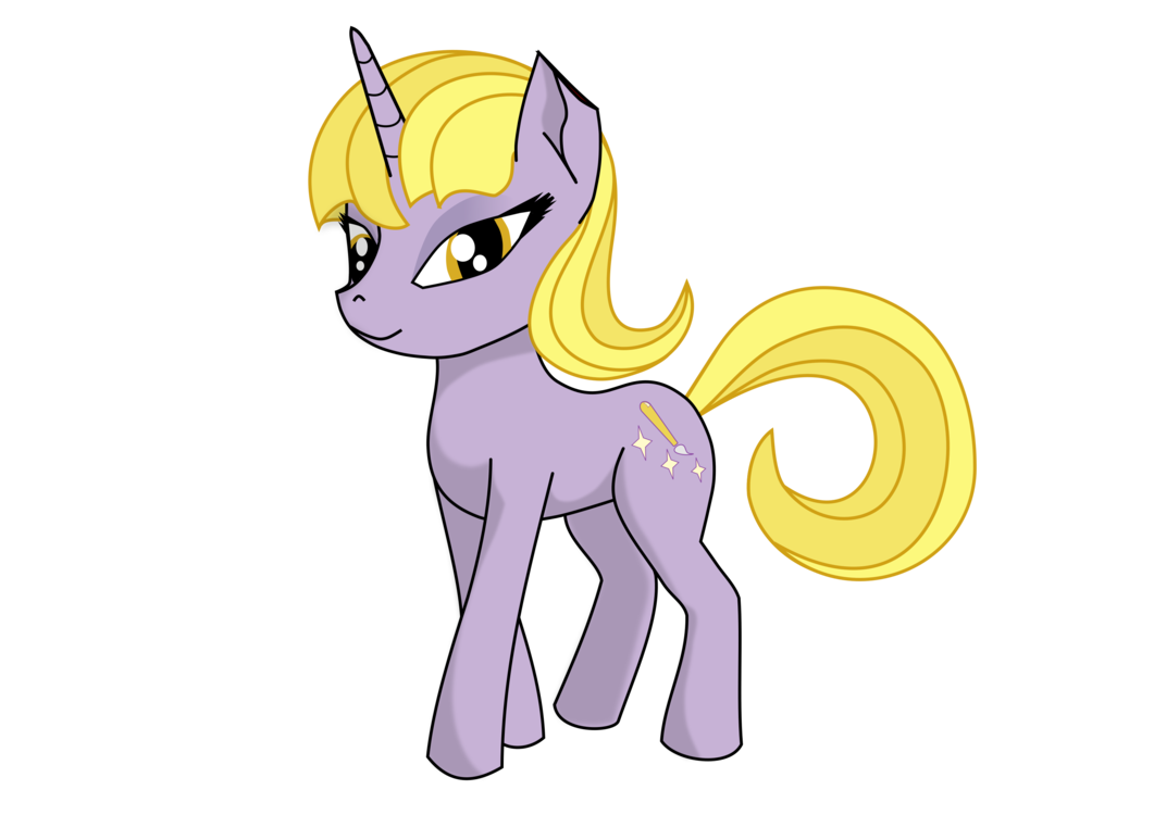 Horse,Pony,Purple