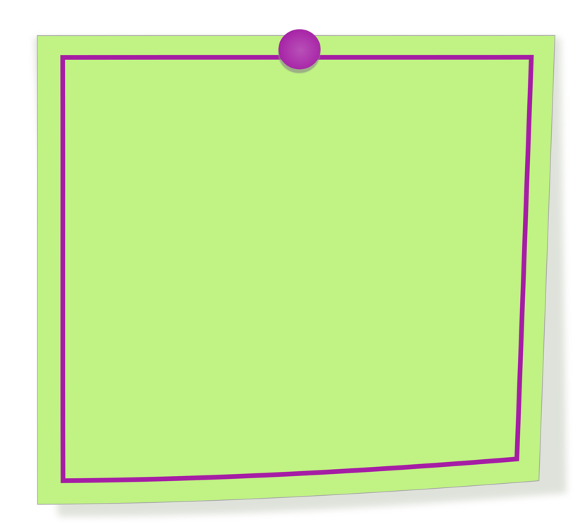 Picture Frame,Angle,Post It Note