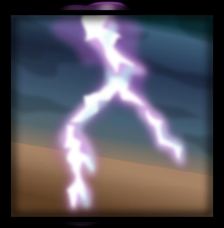 Atmosphere,Purple,Thunder