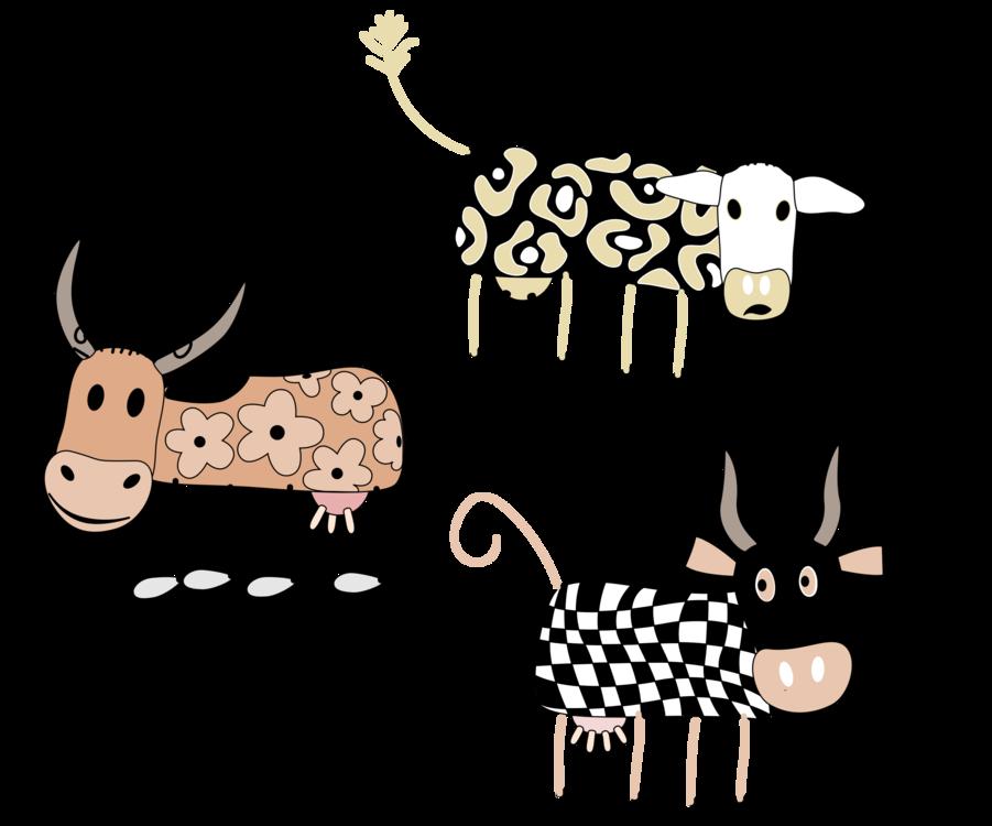 Deer,Horn,Dairy Cow