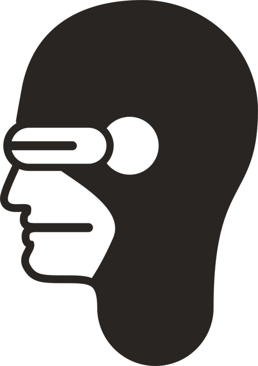 Head,Silhouette,Jaw