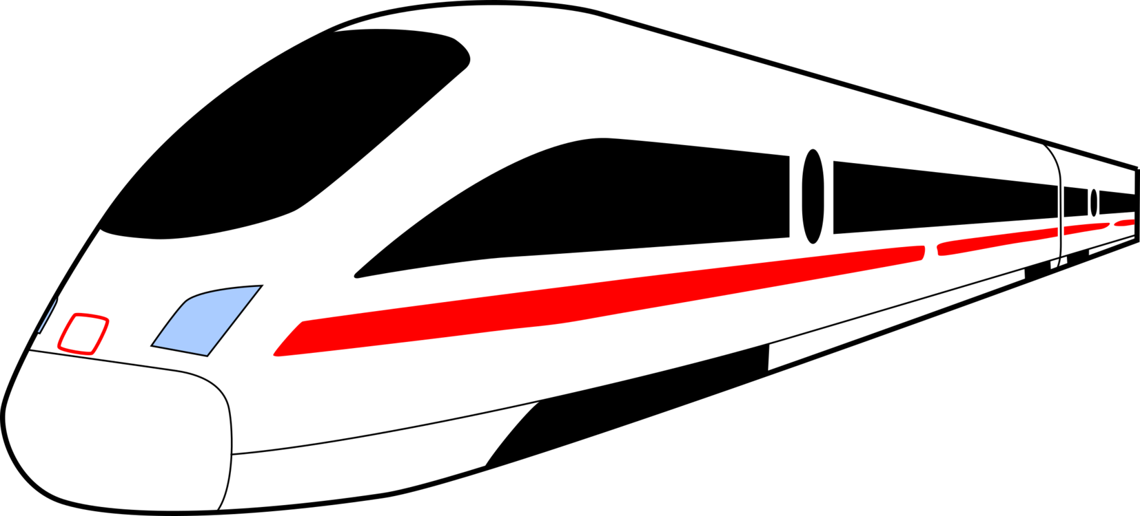 High Speed Rail,Track,Public Transport