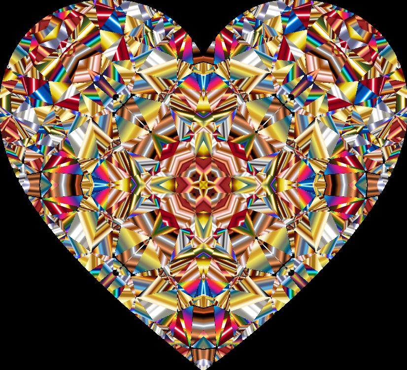 Heart,Line,Circle
