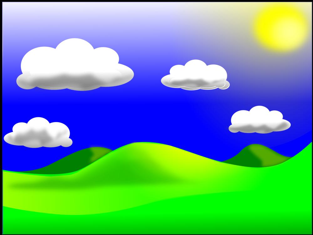 Atmosphere,Meadow,Light