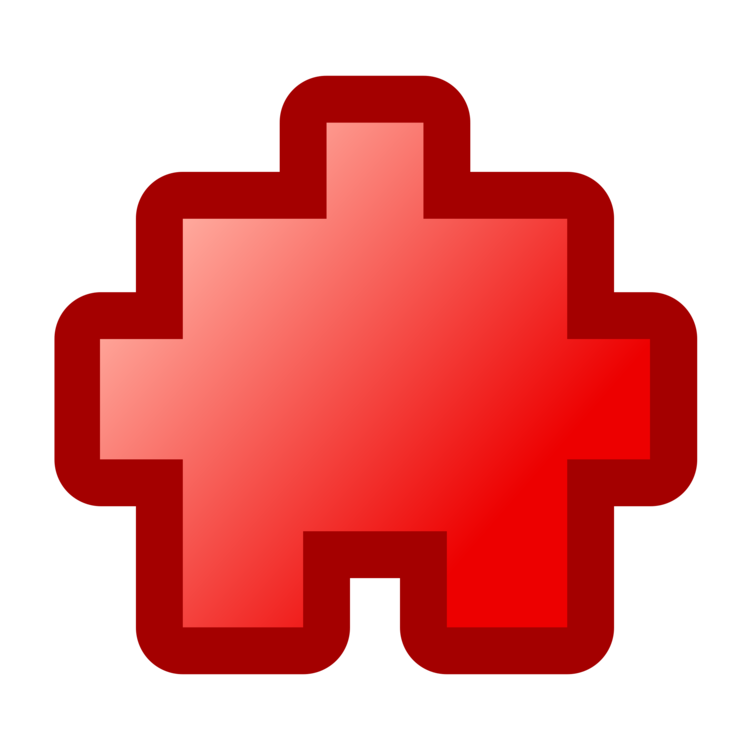Rectangle,Symbol,Red