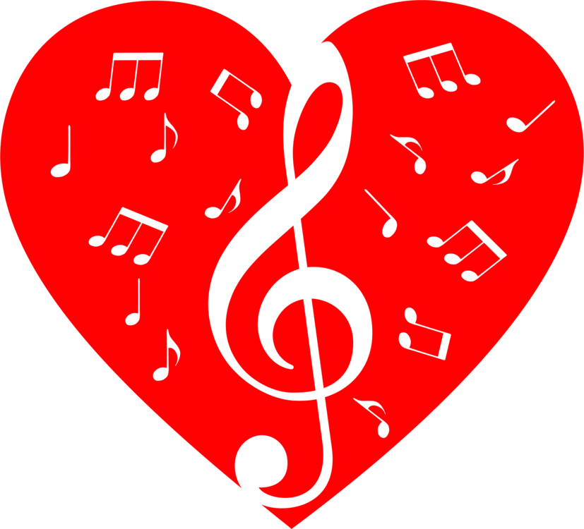 Png Notes Symbol Music Love Pictures Picturesboss