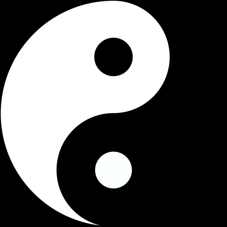 Yin And Yang Tai Chi Taijitu Qigong Chinese Philosophy Free