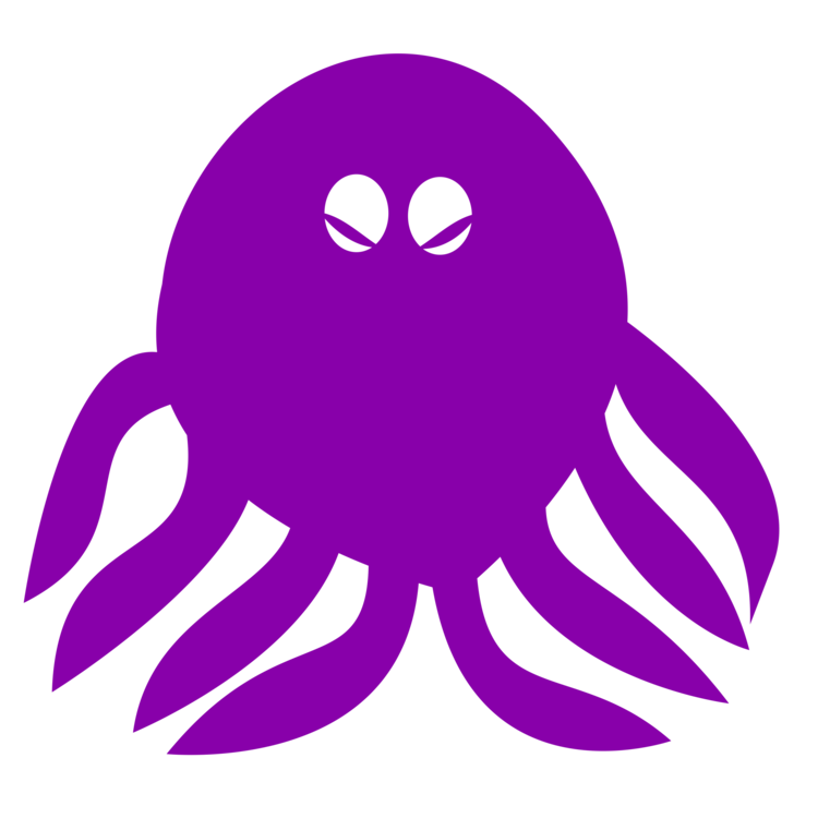 Organ,Purple,Octopus