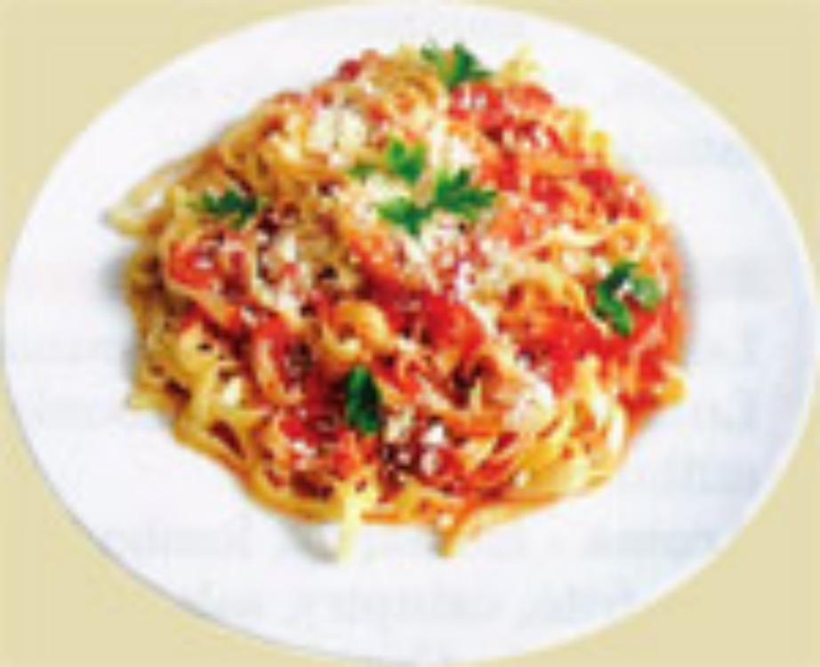 Taglierini,Cuisine,Bolognese Sauce