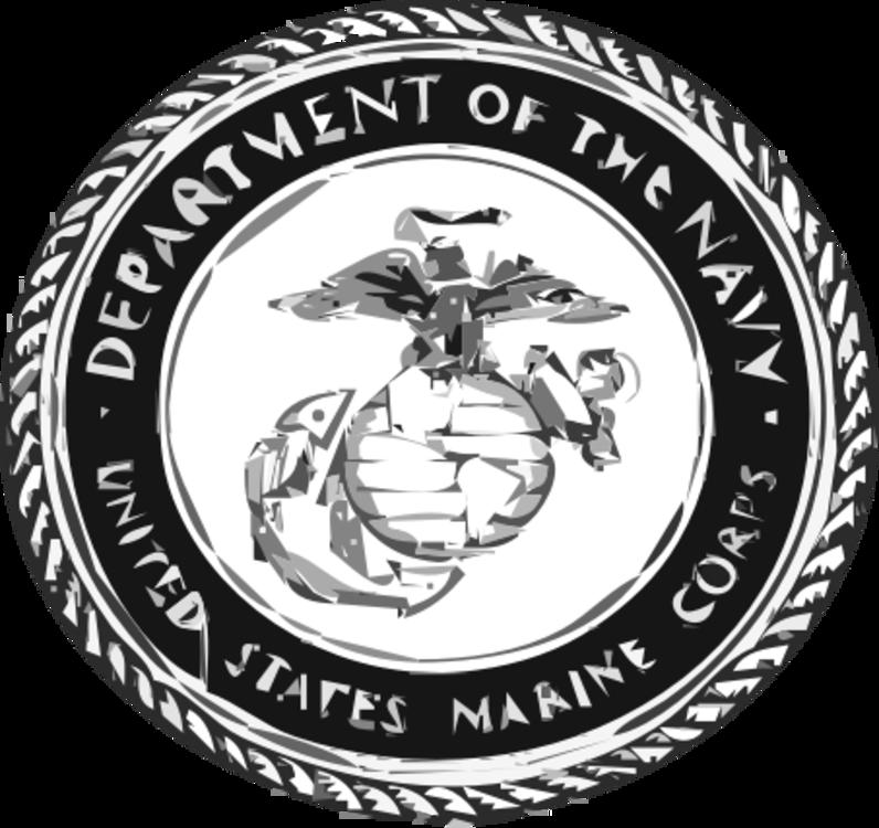 United States Marine Corps Organization Badge United States