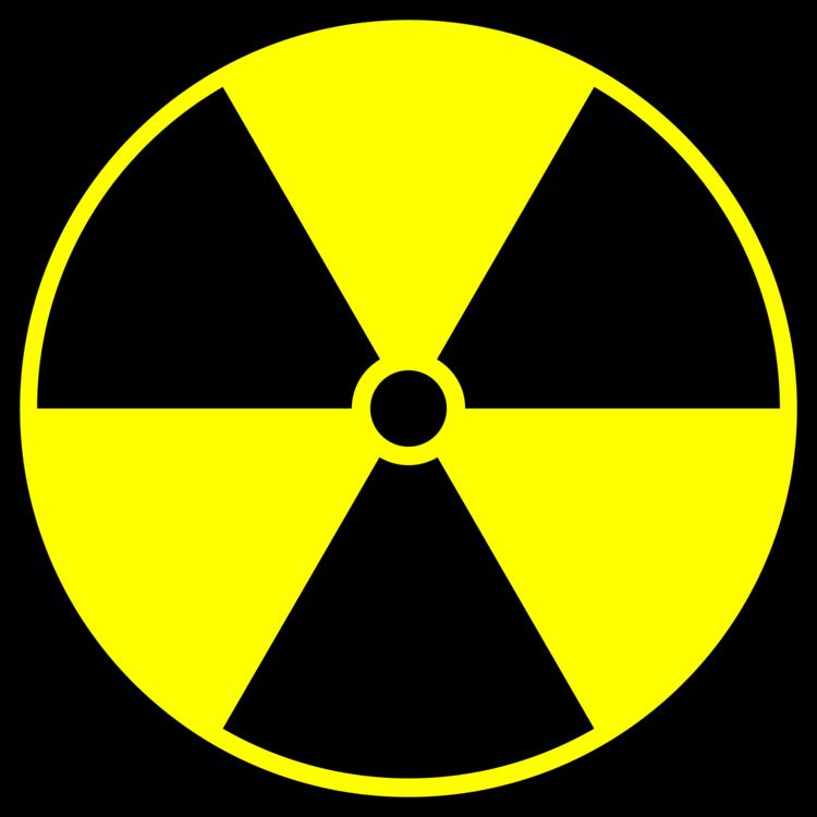 Radioactive Decay Nuclear Power Radiation Hazard Symbol Nuclear