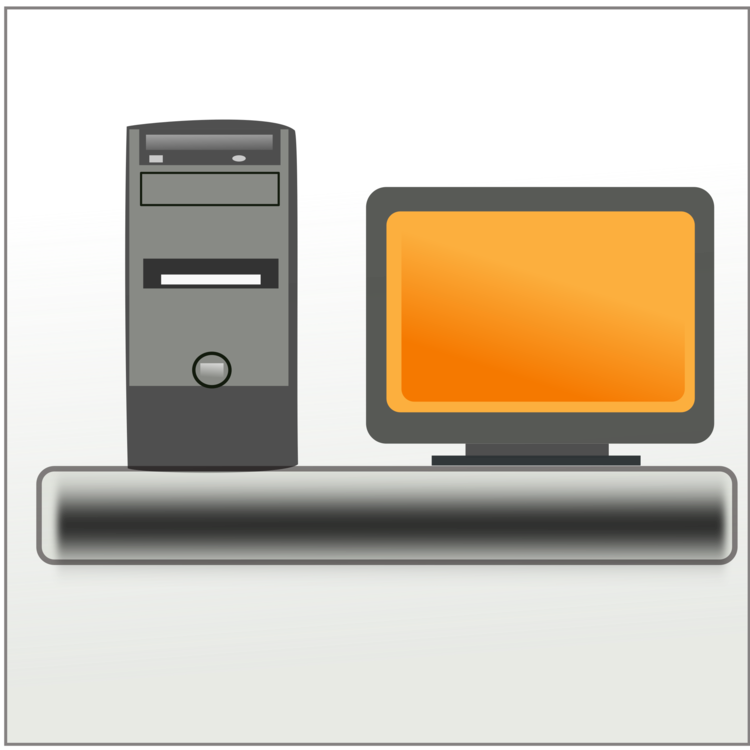 Computer Icon,Electronic Device,Personal Computer