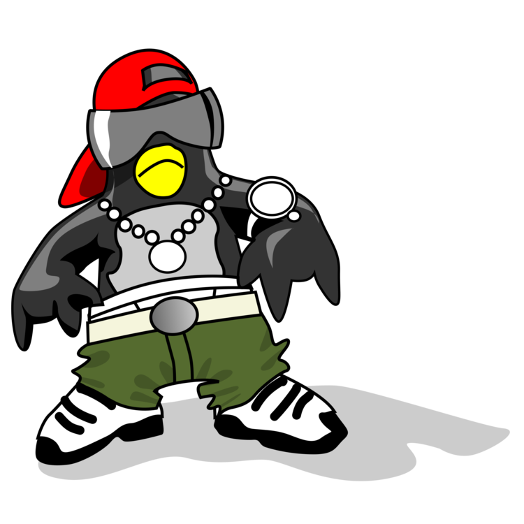 Flightless Bird,Headgear,Vertebrate