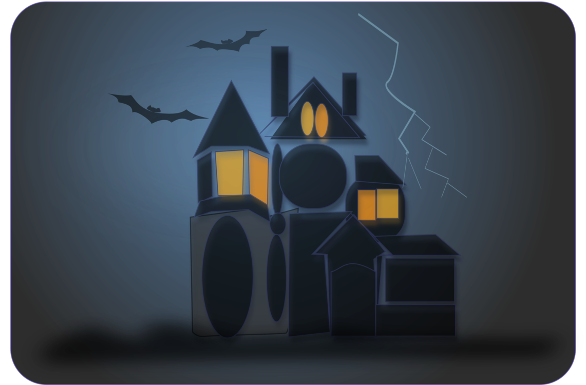 Computer Wallpaper,Haunted House,Ghost