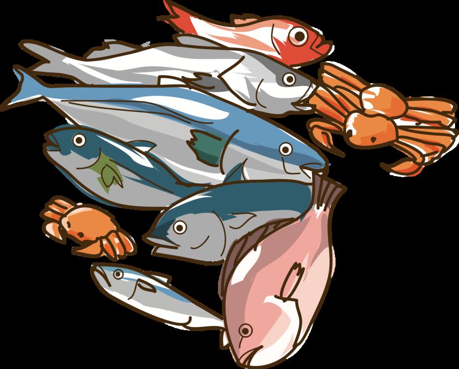 Marine Biology,Seafood,Artwork