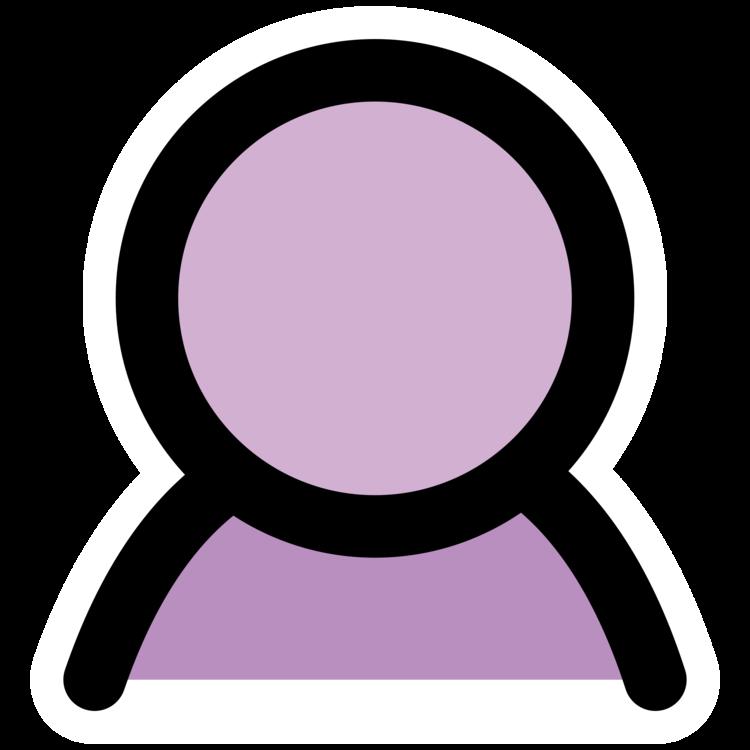 Purple,Symbol,Line