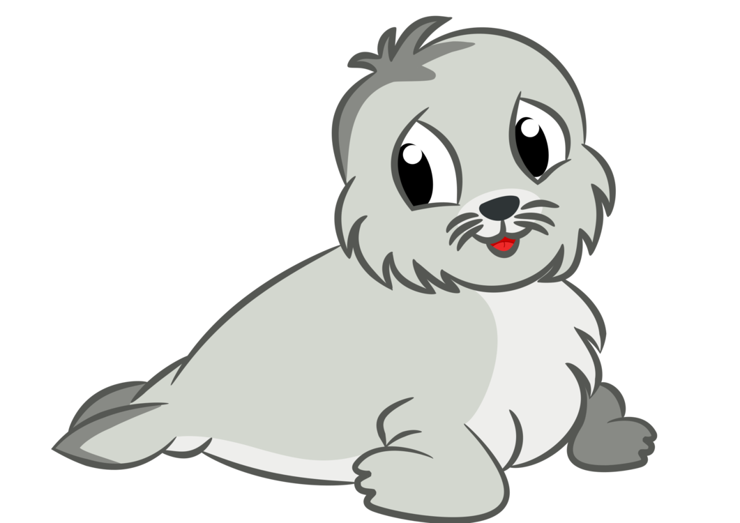 earless seal harp seal drawing sea lion download free commercial