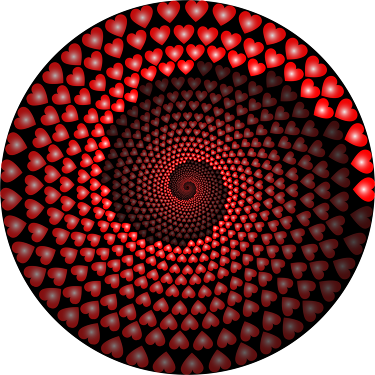 Circle,Symmetry,Spiral