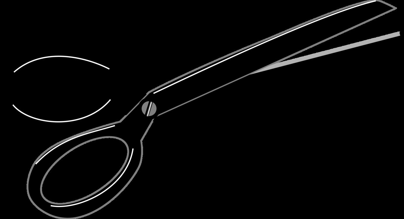 Tool,Scissors,Line