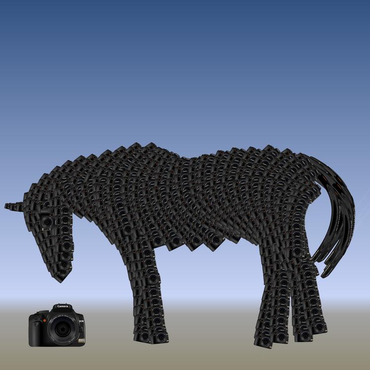 Horse,Horse Like Mammal,Snout
