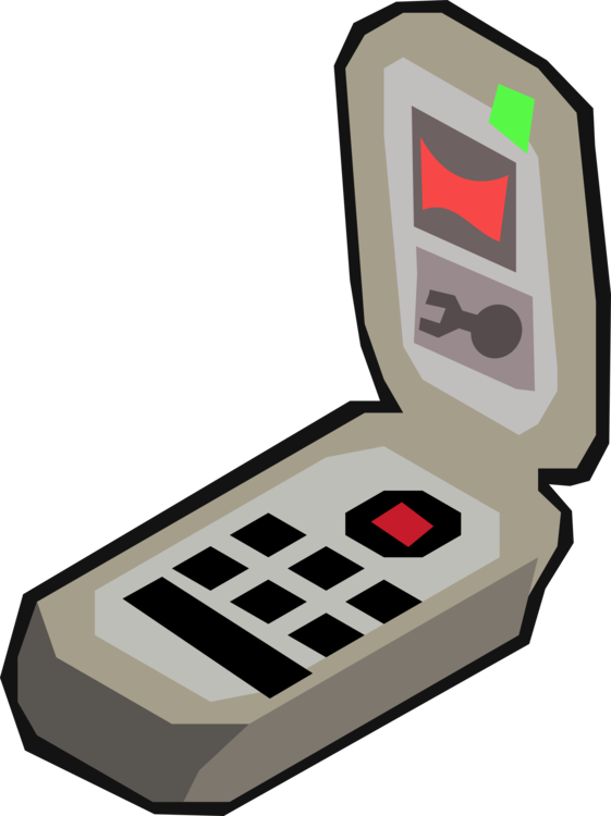 Technology,Image Scanner,Mobile Phones Vector Clipart - Free