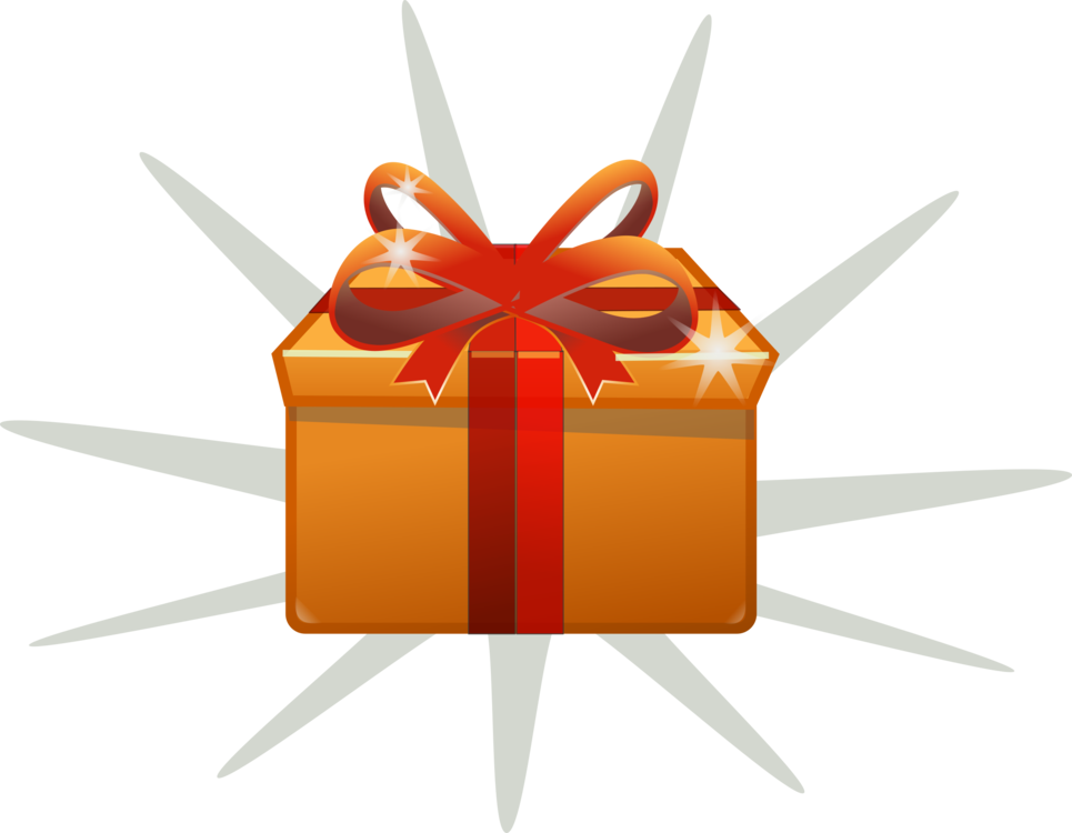 Orange,Gift,Animation
