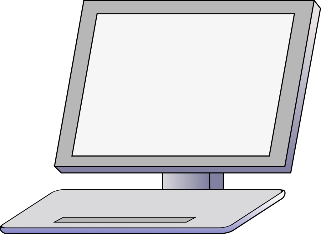 Computer Monitor,Angle,Area