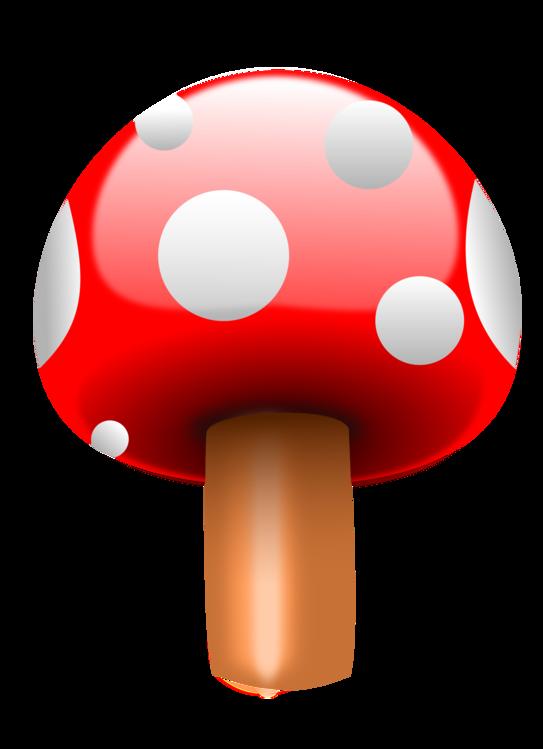 Red,Amanita Muscaria,Mushroom