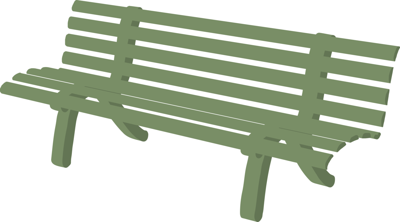 Angle,Grass,Bench