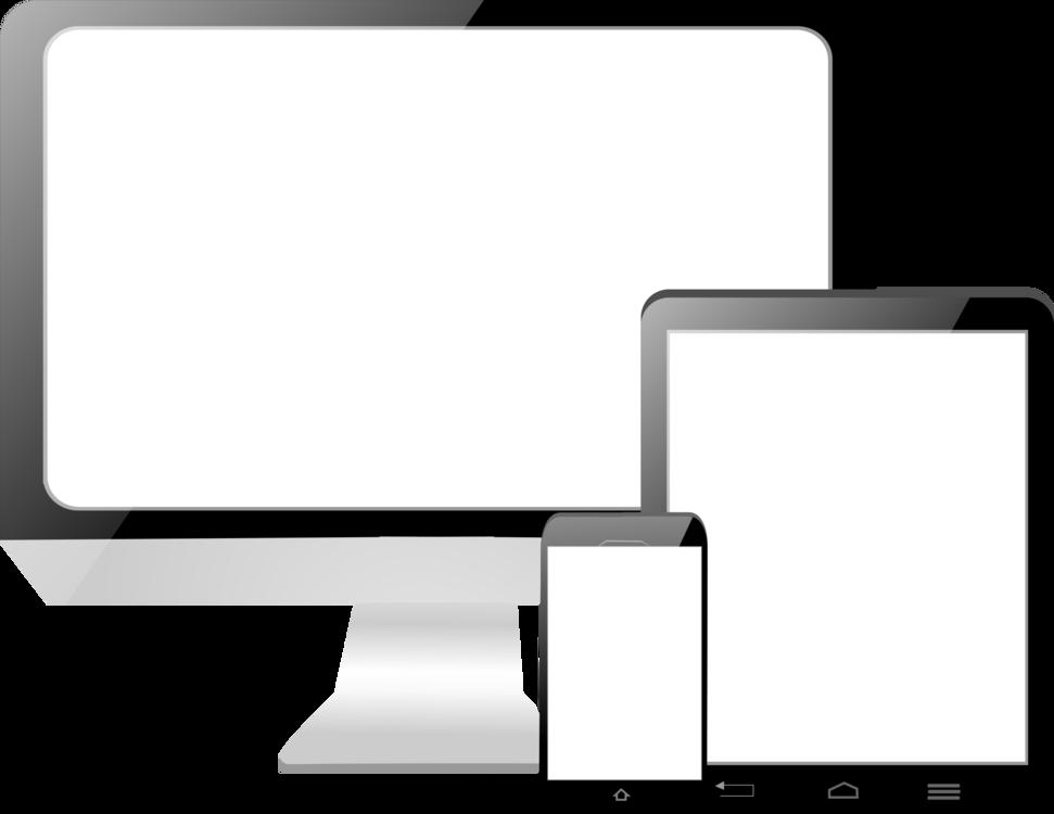 Computer Monitor,Square,Angle