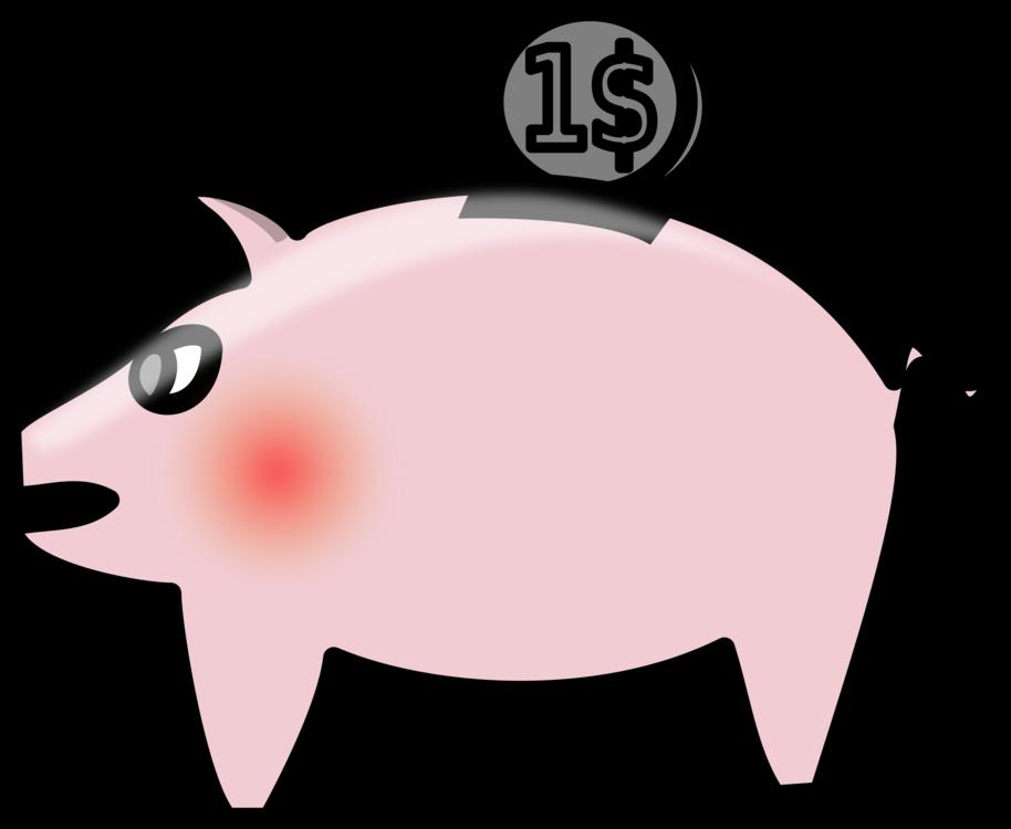 Pink,Headgear,Pig
