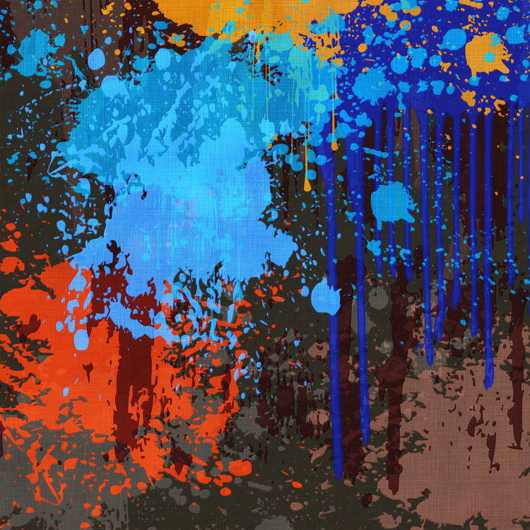 Blue,Biome,Art