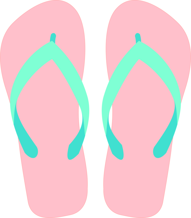 Pink,Sandal,Joint