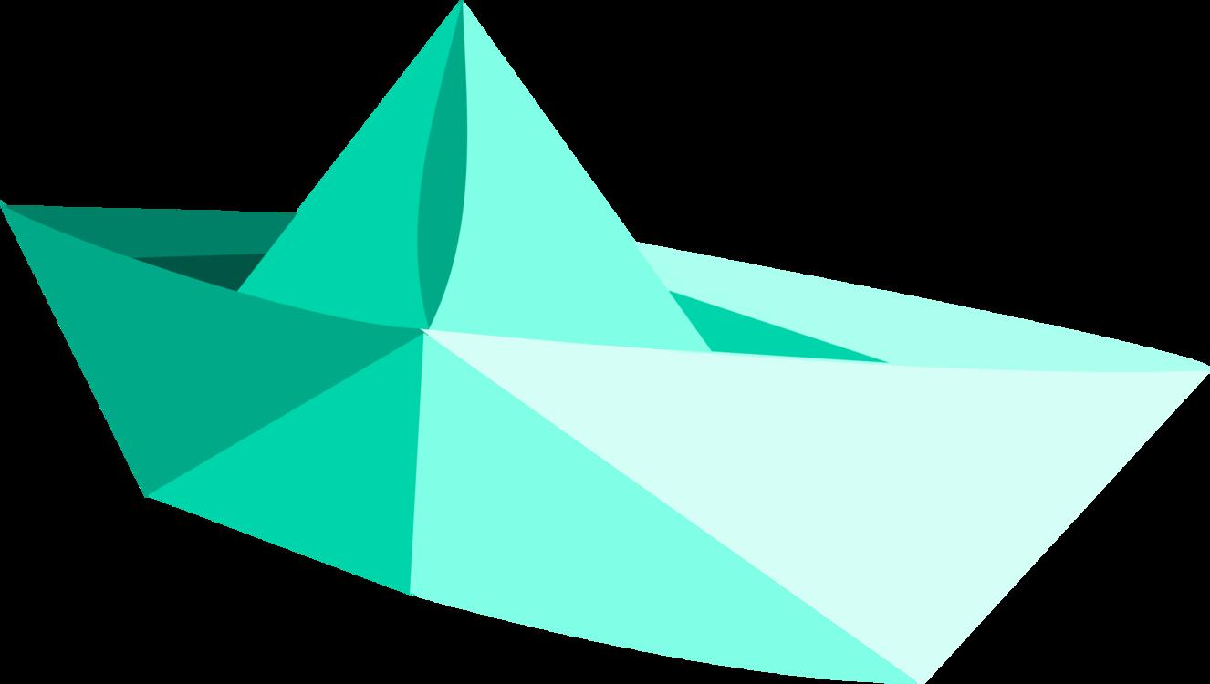 Triangle,Aqua,Green