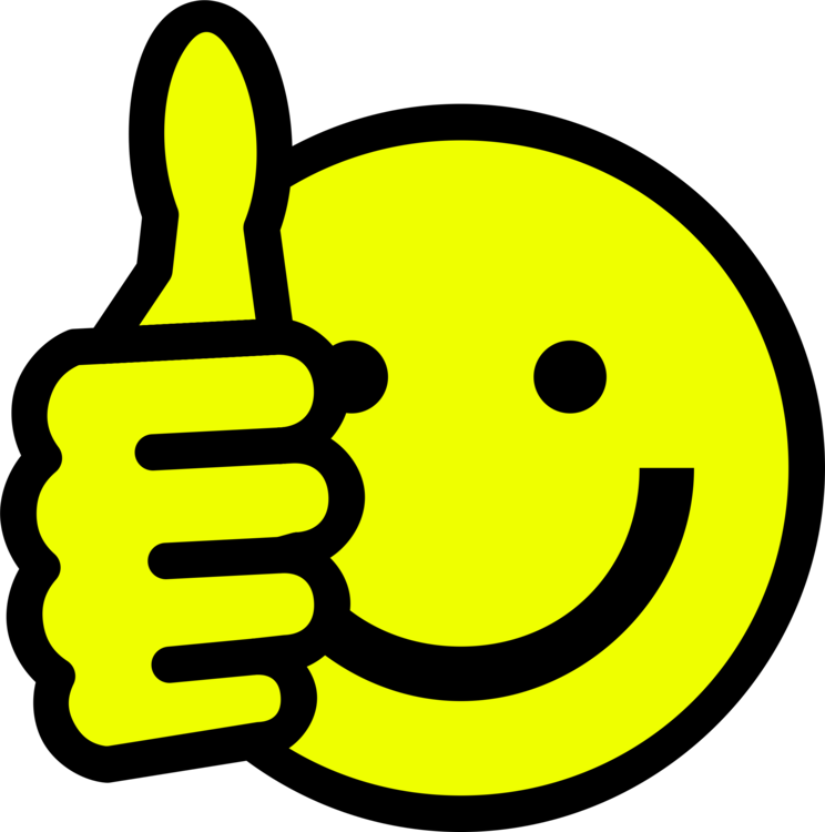 Thumb Signal Smiley Presentation Computer Icons Free Commercial