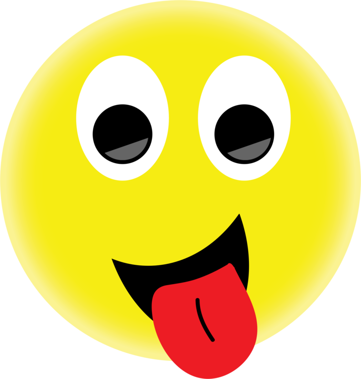 smiley emoticon computer icons tongue free commercial clipart rh kisscc0 com Laughing Face Clip Art Dancing Smiley Face Clip Art