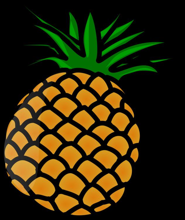 Plant,Food,Ananas