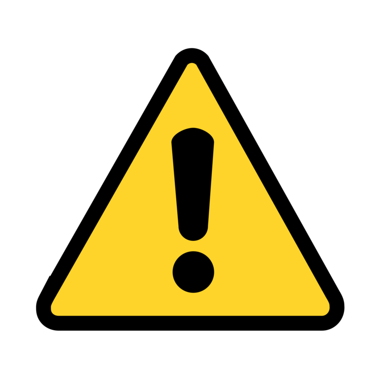 Warning Sign Computer Icons Symbol Safety Free Commercial Clipart