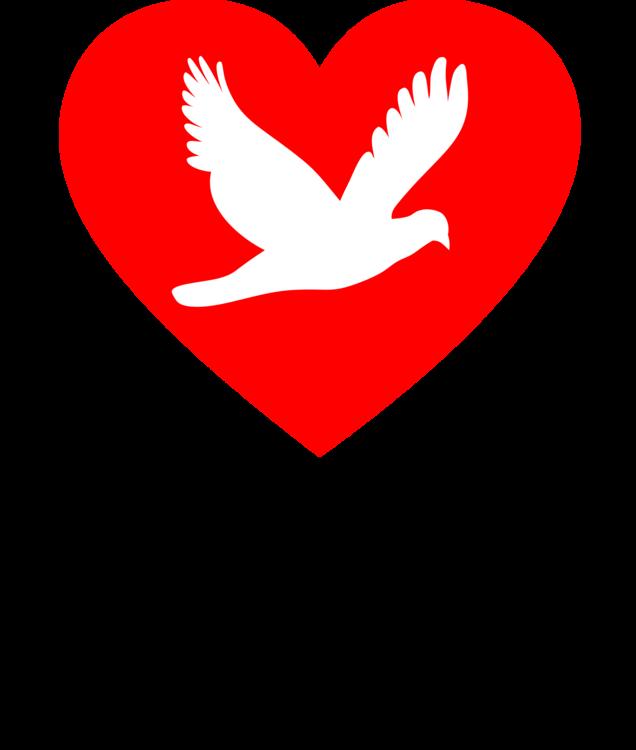 Peace Symbols Doves As Symbols Love Free Commercial Clipart