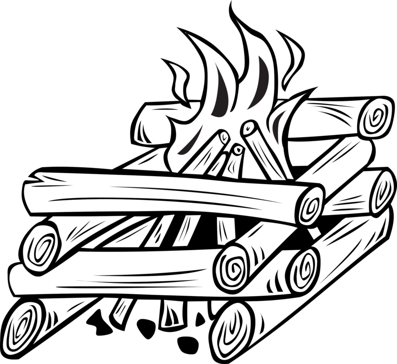 Campfire Camping Bonfire Computer Icons Free Commercial Clipart
