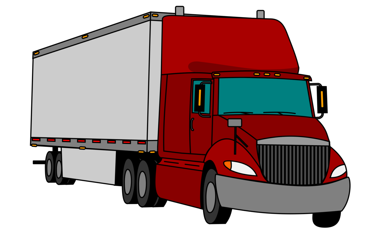 car semi trailer truck free commercial clipart commercial vehicle rh kisscc0 com tractor trailer tire clipart tractor trailer clipart free download