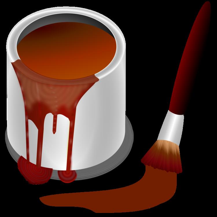 Tableware,Brush,Paint