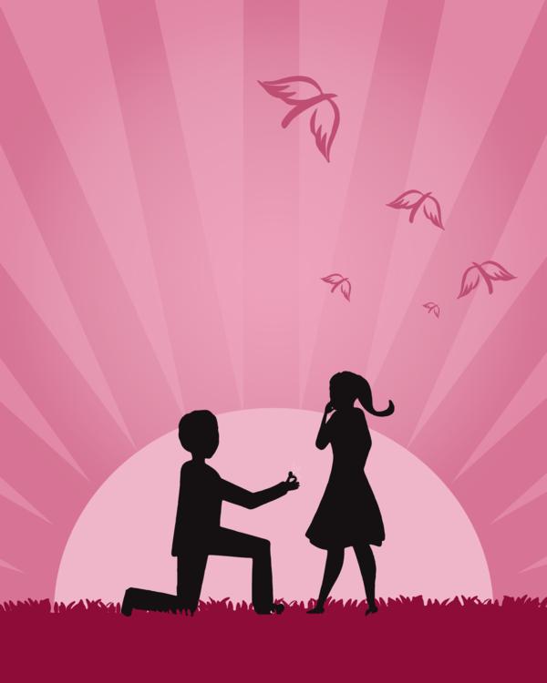Propose Day Marriage Proposal Valentine S Day Romance Boyfriend Free