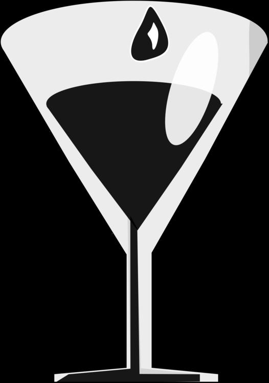 Champagne Stemware,Martini Glass,Monochrome Photography